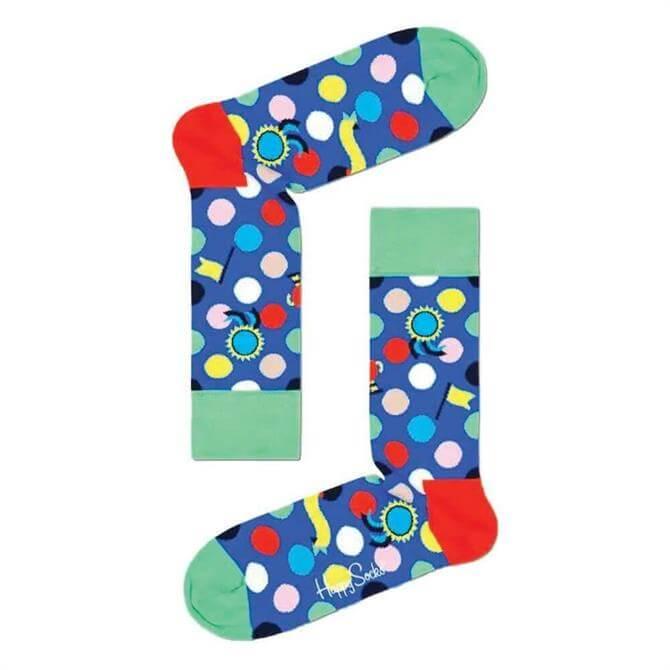 Happy Socks Winner Dot Socks