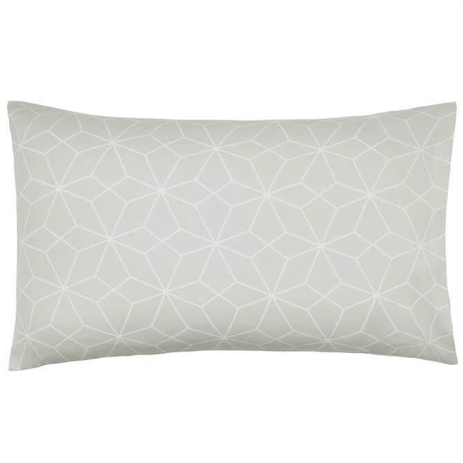Harlequin Axal Ochre Standard Pillowcase