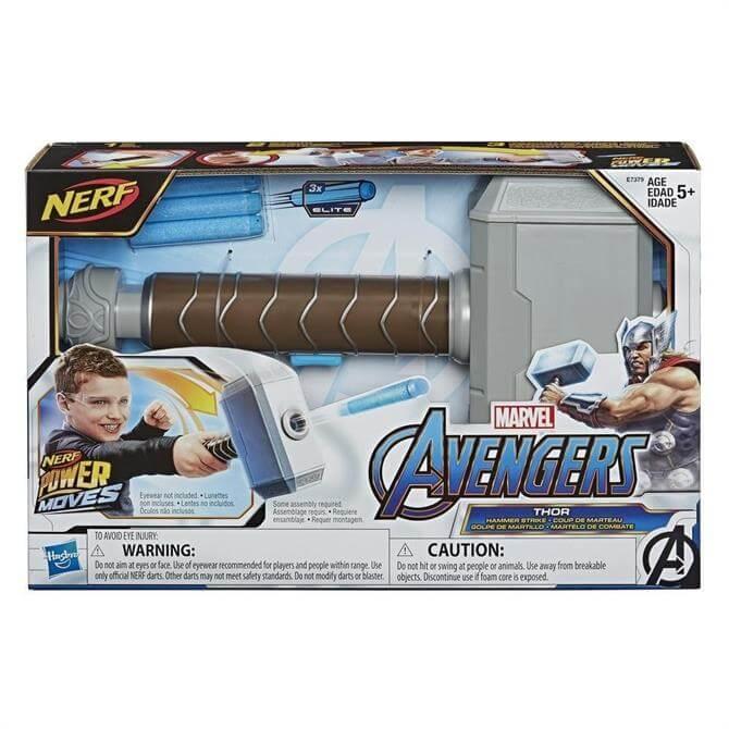 Hasbro Power Moves Thor Hammer Strike