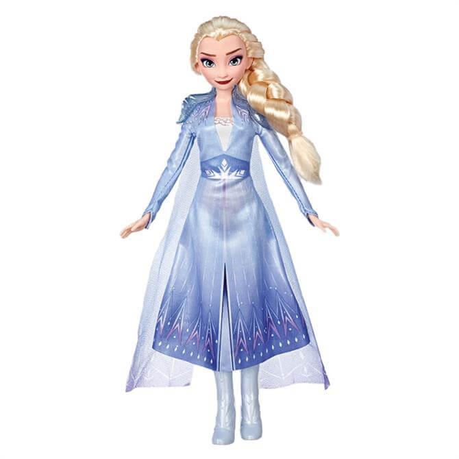 Hasbro Disney Frozen Elsa Fashion Doll With Outfit