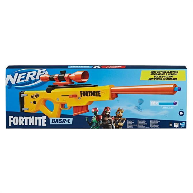Hasbro Nerf Fortnite BASR-L Blaster
