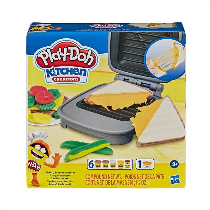 Play-Doh Kitchen Creations Cheesy Sandwich Playset