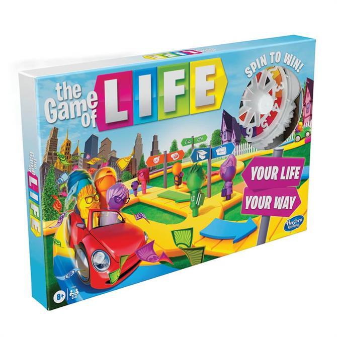Hasbro The Game of Life Board Game