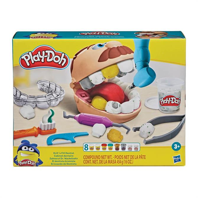 Hasbro Play-Doh Drill 'n Fill Dentist Playset