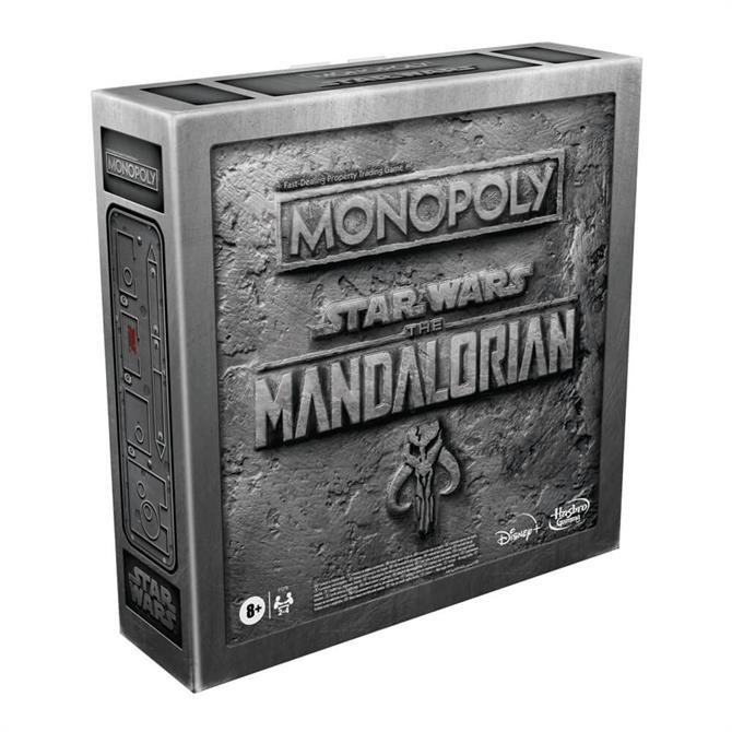 Hasbro Monopoly Star Wars The Mandalorian Edition