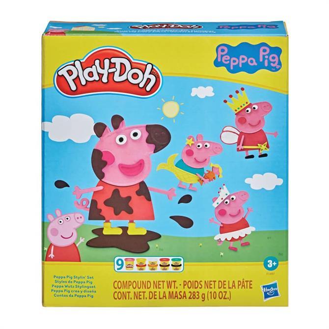 Hasbro Play-Doh Peppa Pig Stylin Set