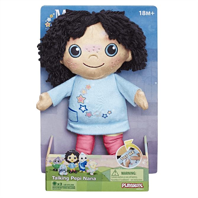 Hasbro Moon and Me Talking Pepi Nana Plush Toy