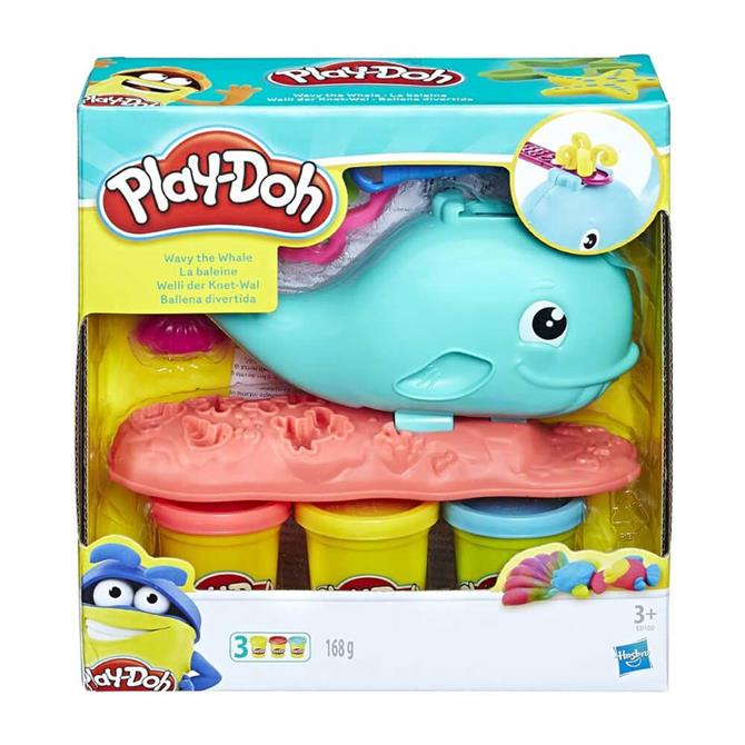 Play Doh Wavy The Whale