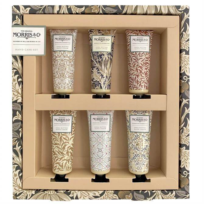 Heathcote & Ivory Morris & Co Hand Care Set 6 x 30ml