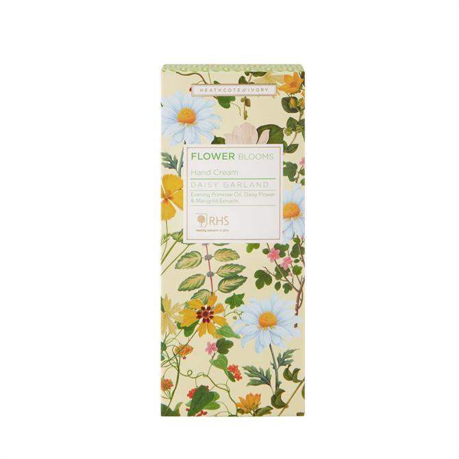 Heathcote & Ivory RHS Daisy Garland Hand Cream 100ml