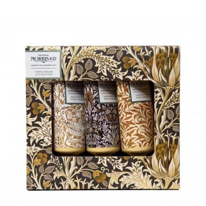 Heathcote & Ivory Iris & Cardamom Shea Hand Creams 3 x 30ml