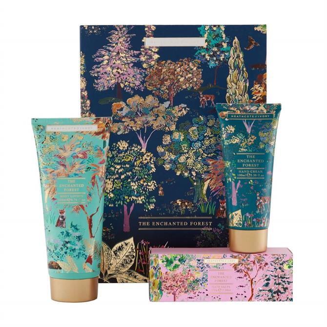 Heathcote & Ivory The Enchanted Forest Beauty Trilogy Gift Box