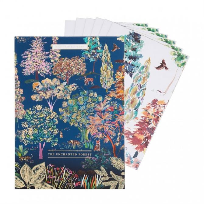 Heathcote & Ivory Enchanted Forest x6 Scented Drawer Liners