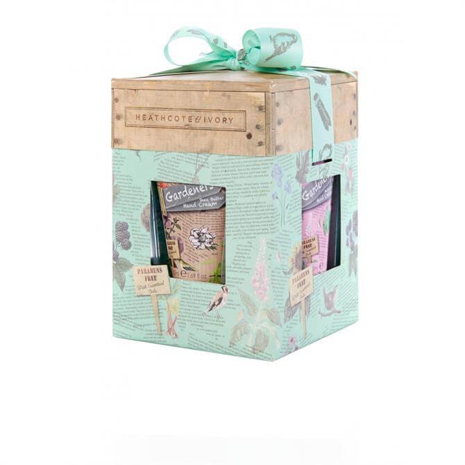 Heathcote & Ivory Gardeners Hand Care Gift Box