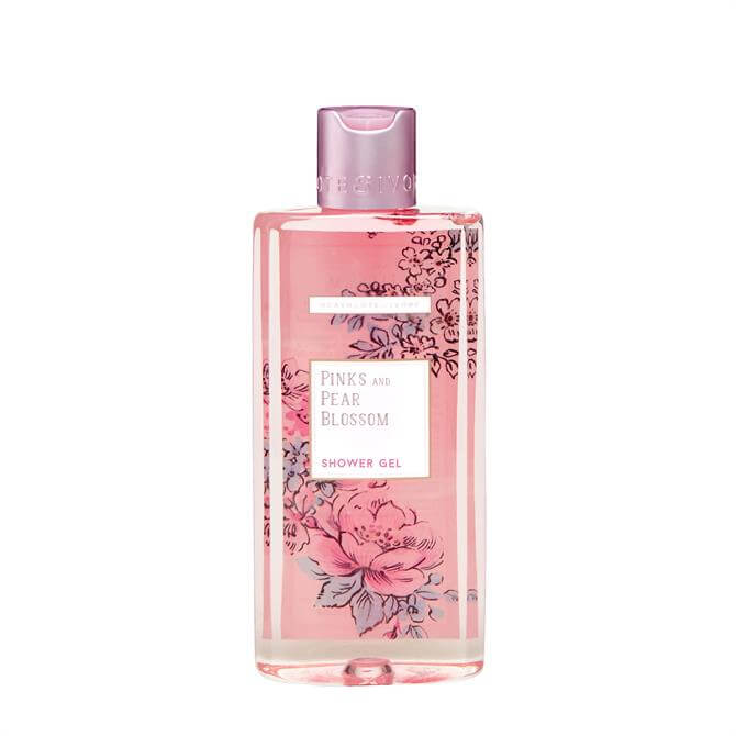 Heathcote & Ivory Pinks & Pear Blossom Shower Gel 250ml