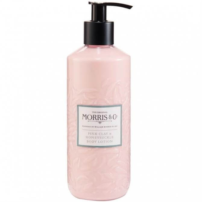 Morris & Co. Pink Clay & Honeysuckle Body Lotion 300ml