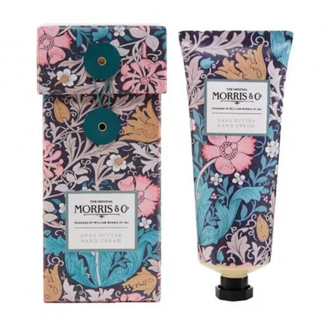 Morris & Co. Pink Clay & Honeysuckle Hand Cream 100ml