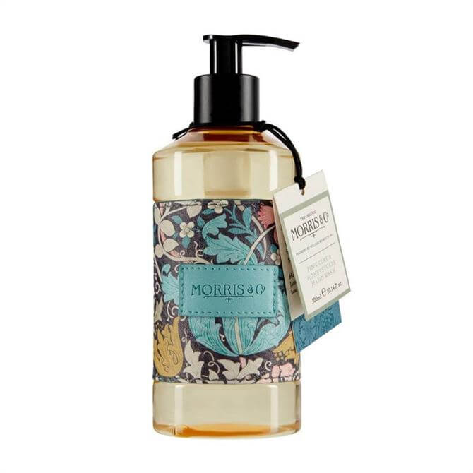 Morris & Co. Pink Clay & Honeysuckle Hand Wash 300ml