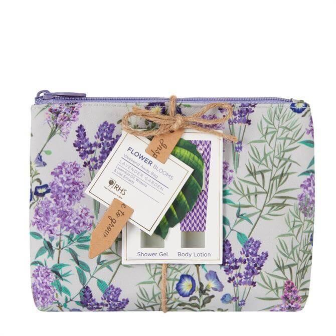 Heathcote & Ivory RHS Lavender Garden Weekend Away Bag