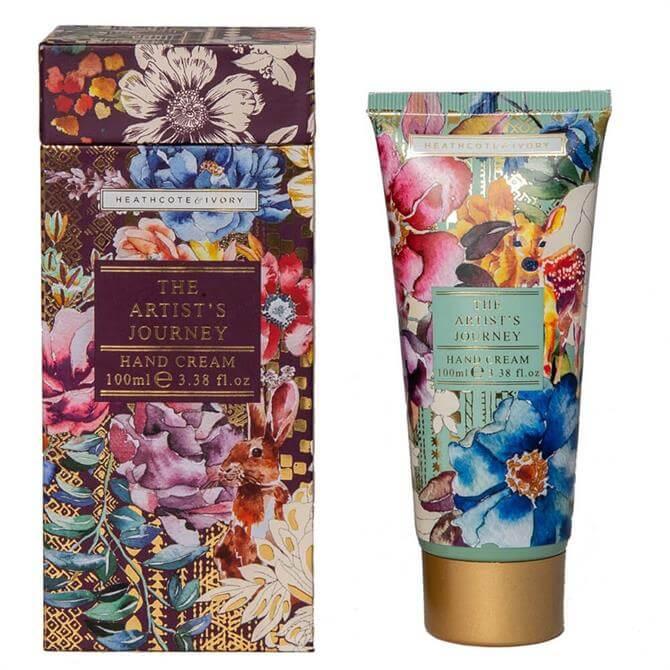 Heathcote & Ivory The Artists Journey Hand Cream