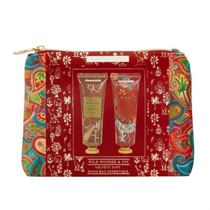 Heathcote & Wild Wonder & Joy Handbag Essentials Cosmetic Pouch