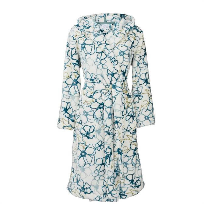 Helena Springfield Neroli Fleece Dressing Gown