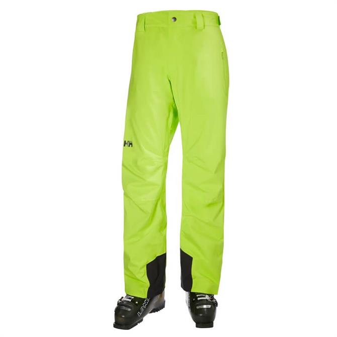 Helly Hansen Men's Legendary Insulated Ski Pants - Lime