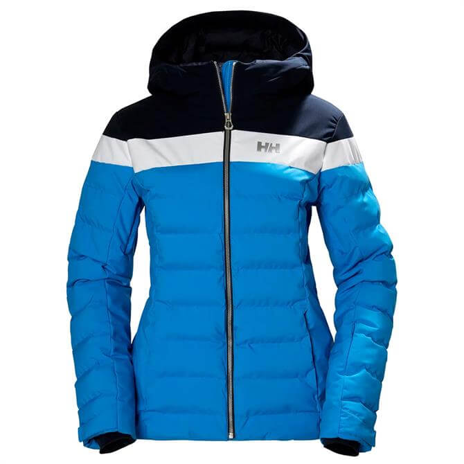 Helly Hansen Women's Imperial Puffy Ski Jacket - Blue
