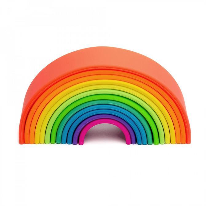 Hippychick Dena Rainbow 12 Piece Play Set - Neon