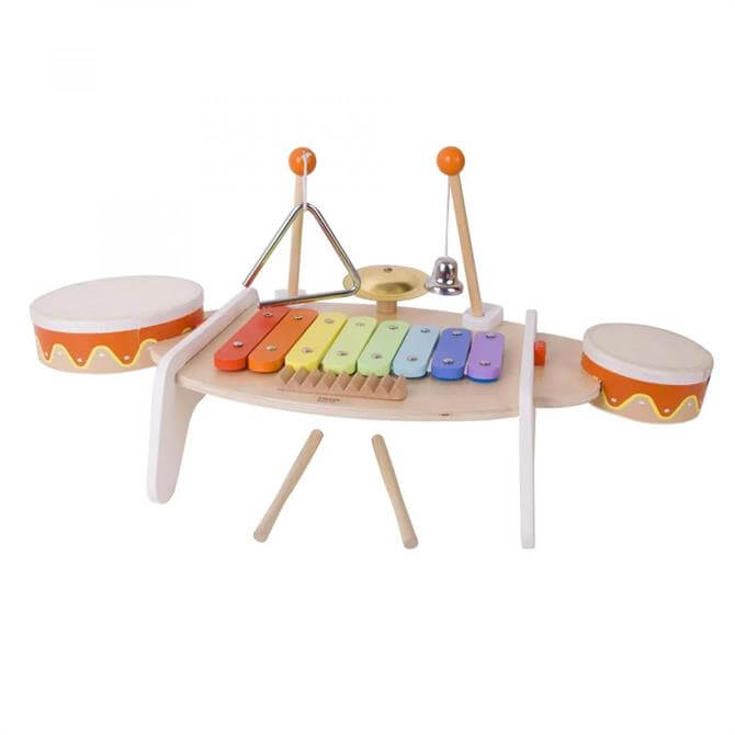 Hippychick Classic World Music Table