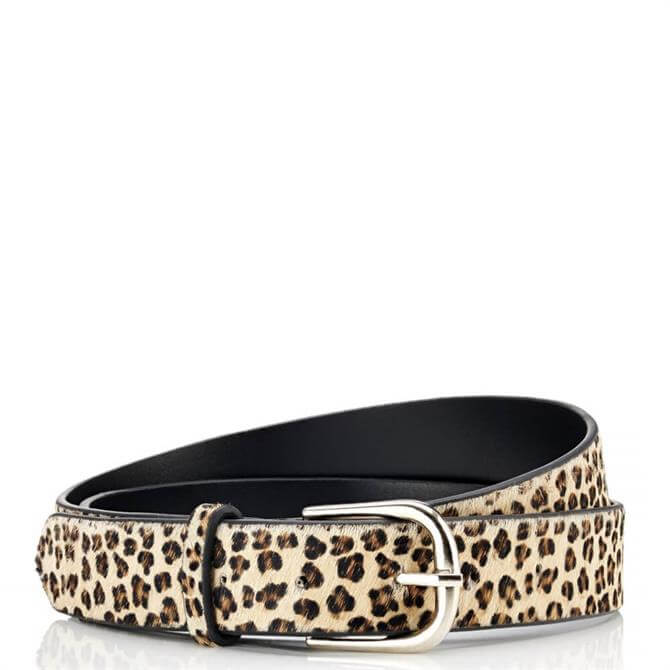 How & Hill Cheetah Medium/Large Belt