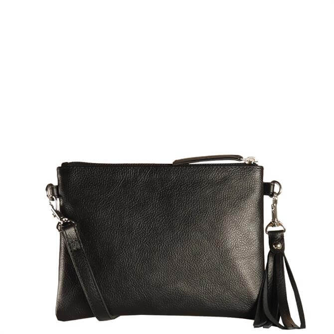 Hill & How Black Hetty Cross Body Bag