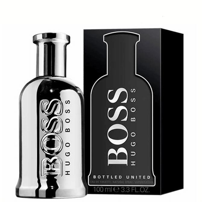 Hugo Boss Bottled United Eau De Toilette For Men 100ml