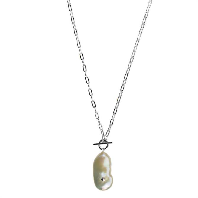 Hultquist Eleonora Sterling Silver Necklace