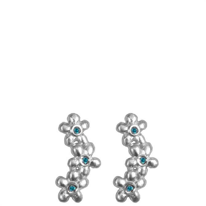 Hultquist Anthia Sterling Silver Earrings