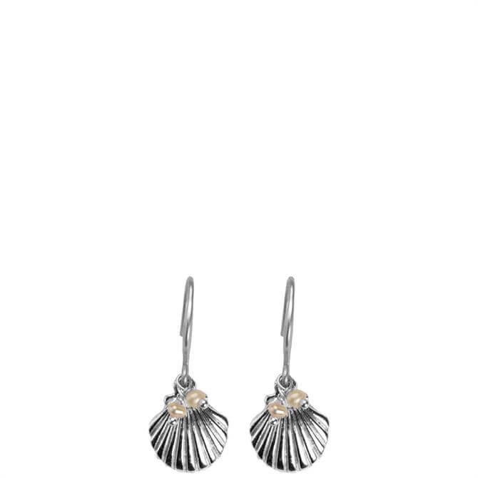 Hultquist Shell Hook Earrings