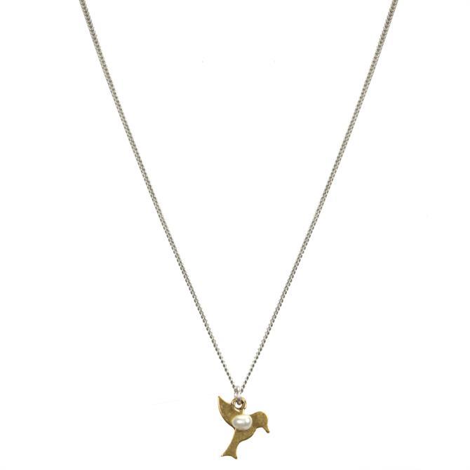 Hultquist Hummingbird Necklace