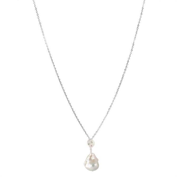 Hultquist Eldoris Sterling Silver Necklace