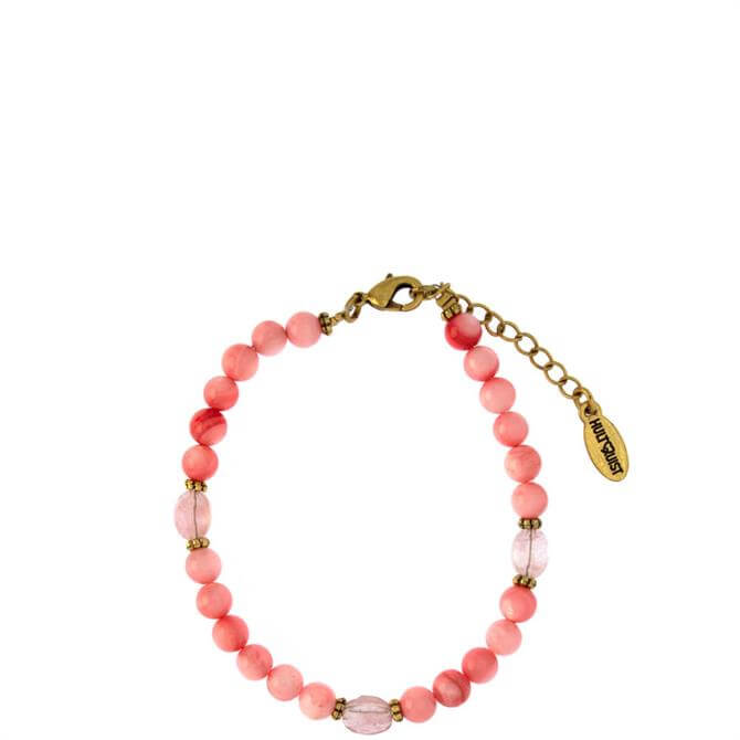 Hultquist Pink Bracelet