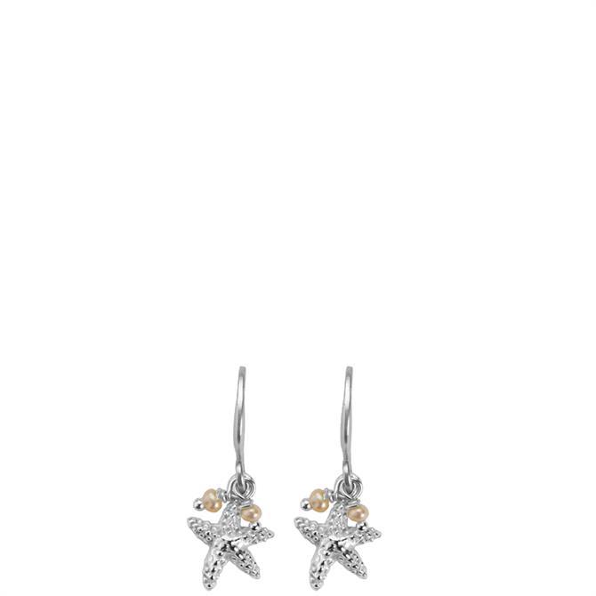 Hultquist Starfish Hook Earrings