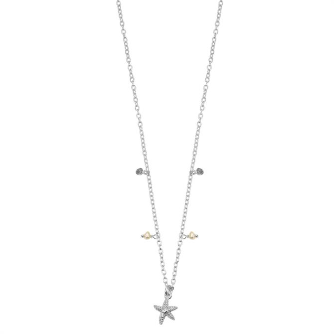 Hultquist Starfish Necklace
