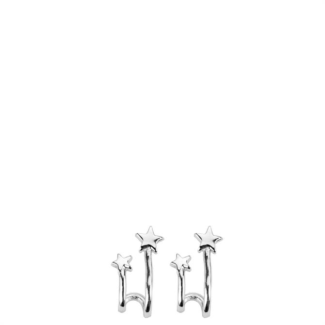 Hultquist Shooting Stars Sterling Silver Studs