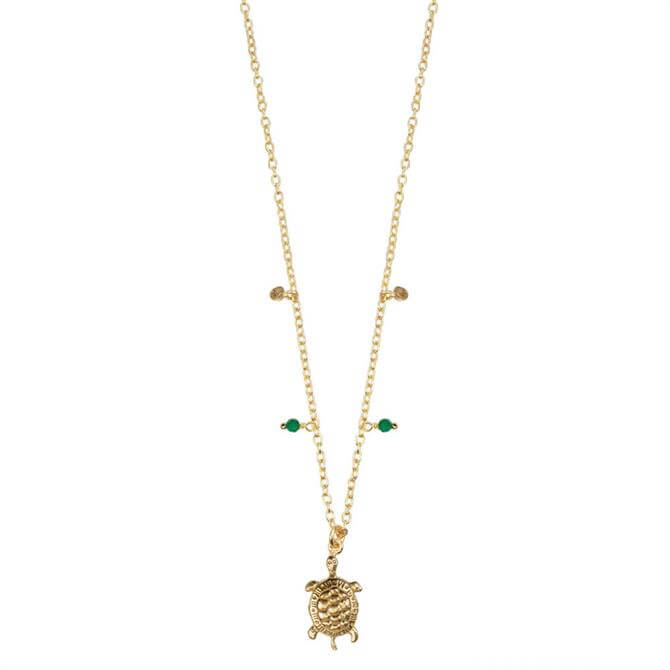 Hultquist Turtle Necklace