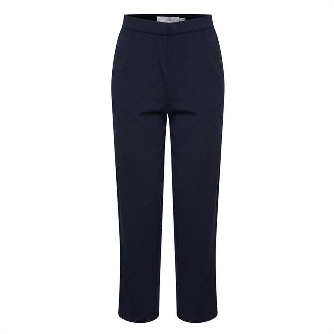 Ichi Kate Cropped Trouser