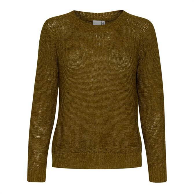 Ichi Lyra Knitted Pullover