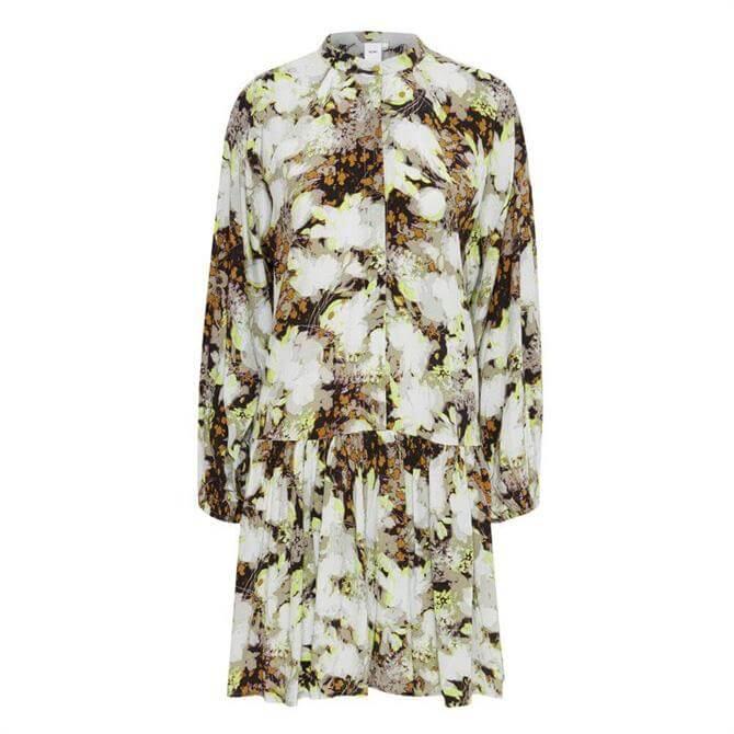 Ichi Dizana Printed Dress