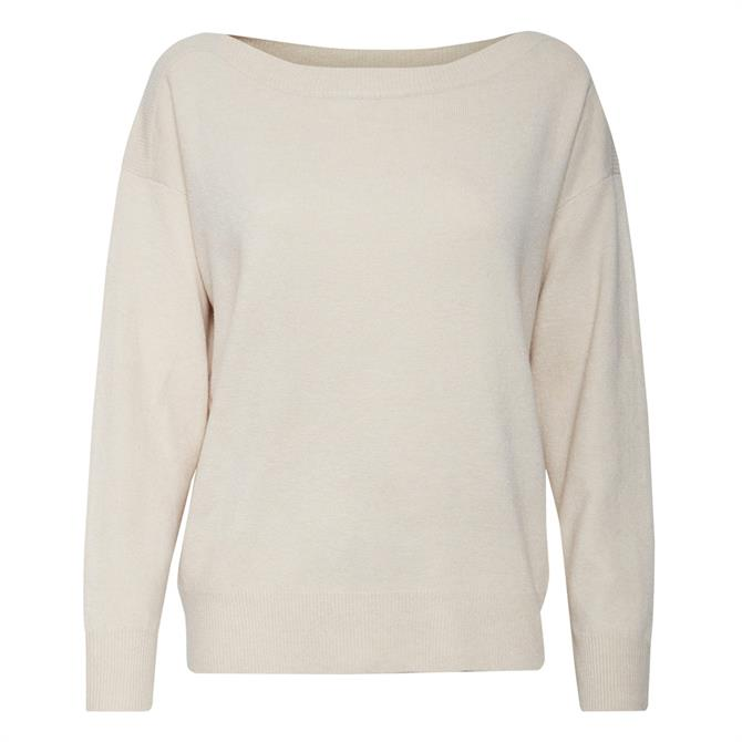 Ichi Halpa Knitted Pullover