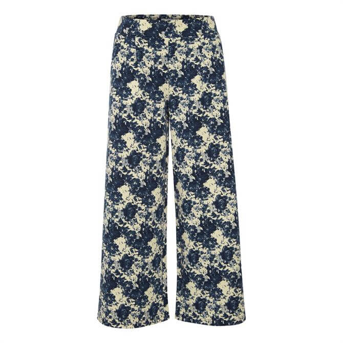 Ichi Ihkate Abstract Print Trousers