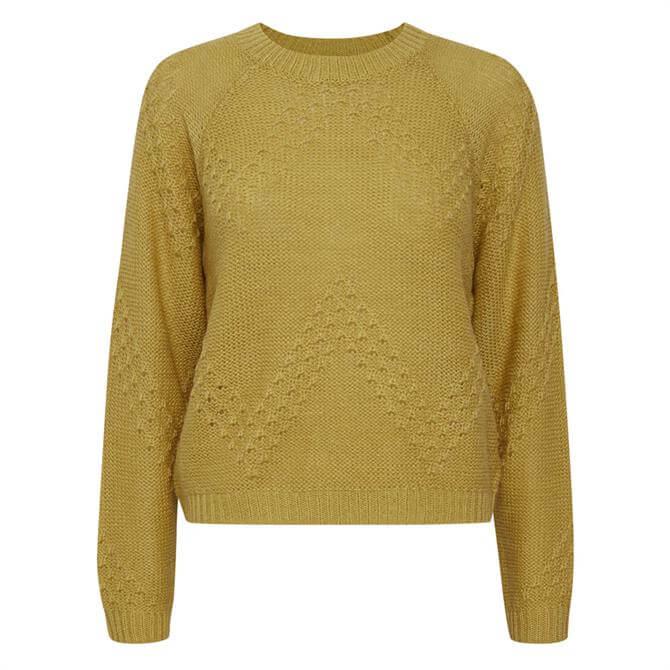 Ichi Iholessi Knitted Jumper