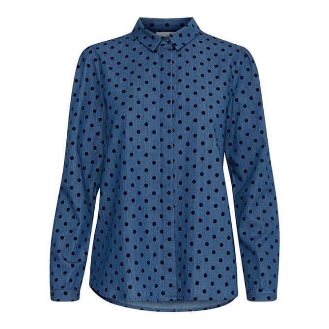 Ichi Spot Long Sleeved Shirt